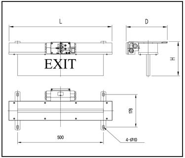 EXIT-LIGHTS-EL10-WS-technical