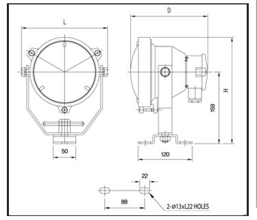 Boat Deck Lights Pbi K Powered Pte Ltd