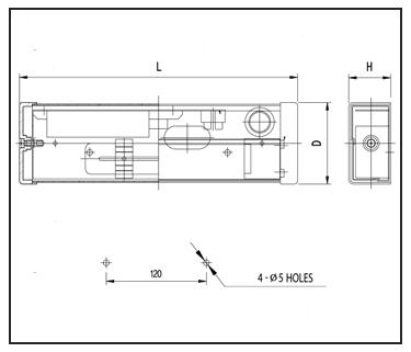 FLUORESCENT-LIGHTS-FB09SN-technical
