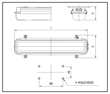 FLUORESCENT-LIGHTS-FS-W-U-Technical-Drawing