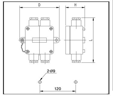 JUNCTION-BOX-JBW-QP-technical